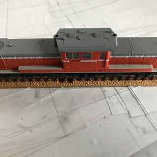 Nゲージ 5両セット(赤) ジャンク品