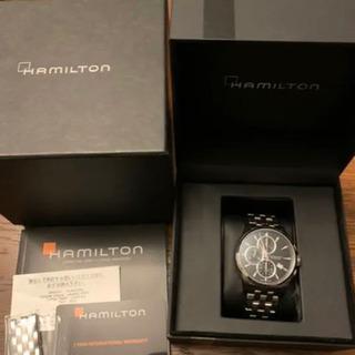 ジャズマスターハミルトン時計
