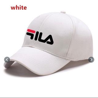 FILAフィラ キャップ ブラック メンズレディース 帽子 ユニ...