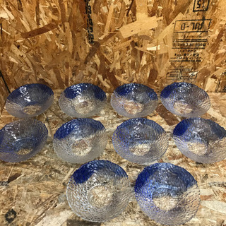 (4955-0) 業務用 ガラス食器 19㎝ ボウル ガラスボウ...