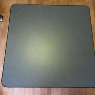 【天板リバーシブル】テーブル兼こたつ【普段使いも可】