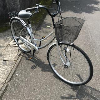 お取引感謝【アサヒ自転車】27インチ・オートライト・内装三…