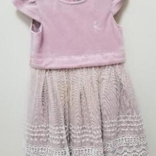 断捨離中!KUMIKYOKU 組曲 ssサイズ(90-100) 子供服