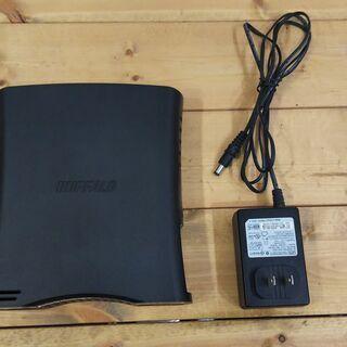 外付けハードディスク1TB HD-CL1.0TU2 Buffalo社