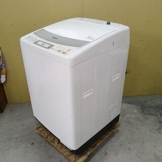 N1354【動作品】洗濯機 8㎏ ナショナル NA-FS801 ...