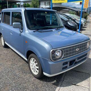H18年式  アルト ラパン   車検R3年7月!!
