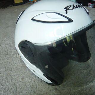 HONDA純正(OGKkabuto)ジェット型ヘルメット 程度極...
