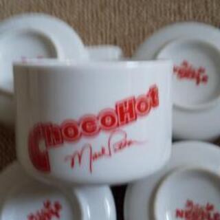 コーヒーカップ8個