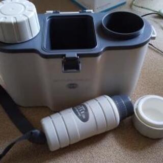 保冷BOX水筒一体型