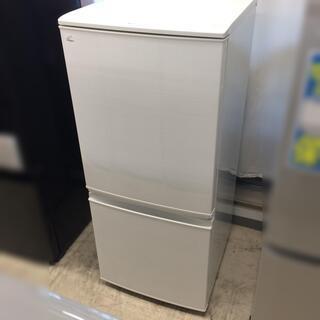 J384 6か月保証付き! SHARP シャープ ノンフロン冷凍...