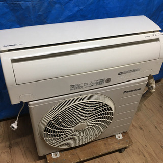 59) 標準取付・分解洗浄、各《1万円》続行!!エアコン パナソ...
