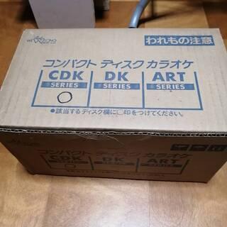 値下げしました 日本コロムビア製作 業務用CDカラオケ 1…