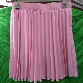 女児  プリーツスカート  140 未使用