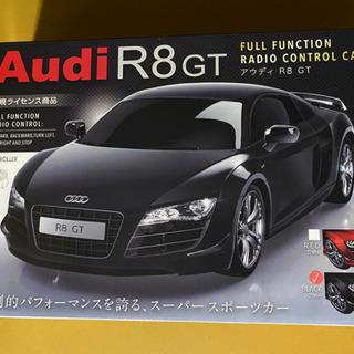 Audi R8 GT BLACK ラジコン