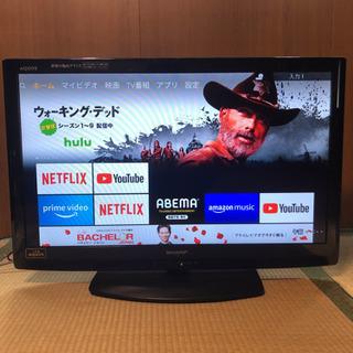 SHARP テレビ 32インチ