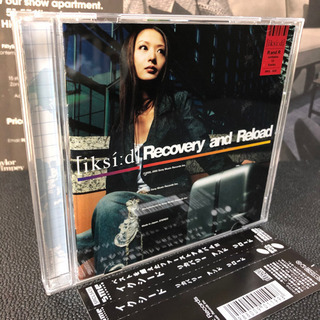 Recovery and Reload リカバリー・アンド・リロ...