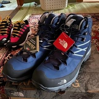 ノースフェイス登山靴 27.5センチ