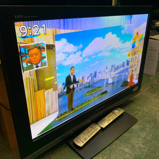 Panasonic 37インチ プラズマテレビ 中古 TH-37...