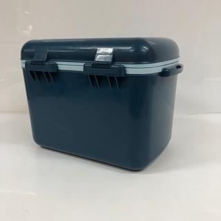 クーラーボックス中 濃い青色 13L - 生活雑貨