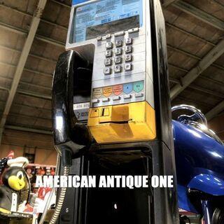 アメリカ本物 USA非売品 公衆電話 ディスプレイとしても◎ U...
