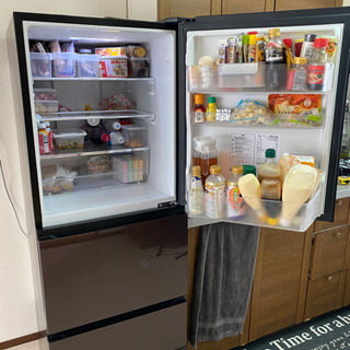 冷蔵庫(決まりました) - 家電