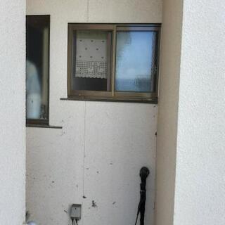 アルミ窓枠 サッシ ①