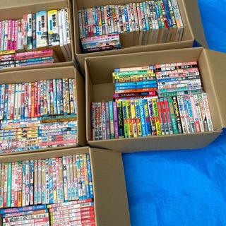 漫画、コミック、マンガ、大量250冊セット