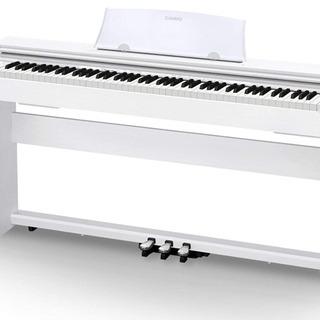 【新品未使用】CASIO電子ピアノ PX770 WE【88…
