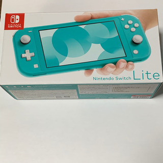 Nintendo Switch Lite 新品未開封