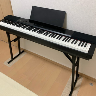 カシオ 電子ピアノ privia PX-150 88鍵盤 …