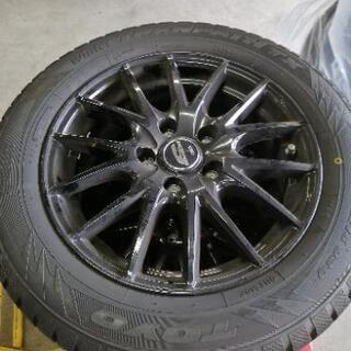 MAZDA3スタッドレスタイヤ 205/60R16