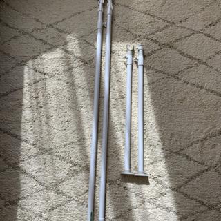 【ネット決済】セキスイ 押入れハンガーポール HP-2