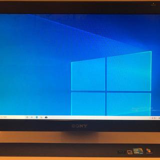 デスクトップ型PC  VPCJ138FJ/Bl