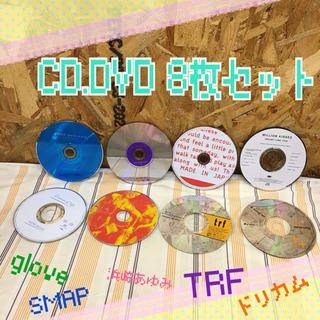 ◎音楽CD.DVD 8枚セット◎S971