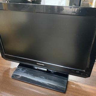 19型 TOSHIBA液晶テレビ