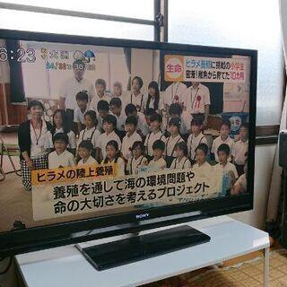 SONY 液晶テレビ KDL-46F1 46型 2009年製