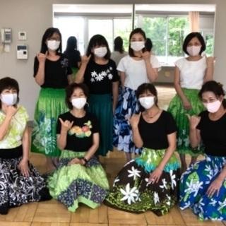 9月16日(水)初めてのフラ体験のご案内✨熊谷くまぴあ