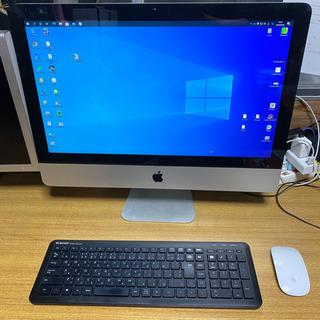 iMac+Windows10/Core i7+SSD