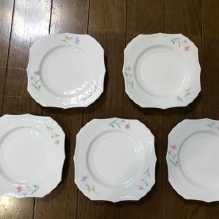 洋風角小皿5枚組