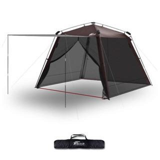 「値下げ」スクリーンテント スクリーンタープ テント ワンタッチ...