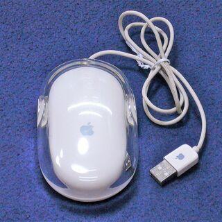 ★美品‼ 純正アップル USBタイプ 光学式マウス M57…