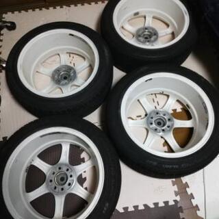 レイズ グラムライツ 57DMAXIMUM タイヤホイールセット