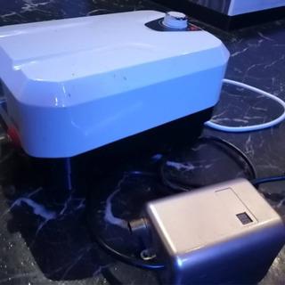 【ガス契約いらず】電気温水器になります!