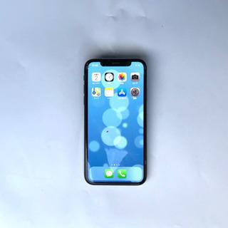iPhone X SIMフリー 258X