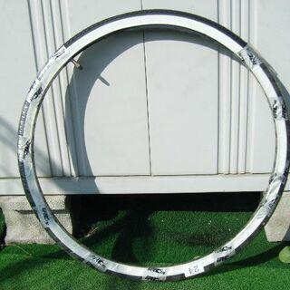 24インチ自転車用タイヤ(白)