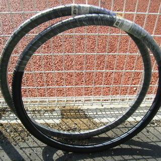 自転車用タイヤ2本セットチューブ付き28×1 1/2(40-635)