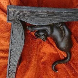 猫のブックスタンド