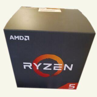 【新品未使用クラス】AMD Ryzen5 2600 BOX クー...