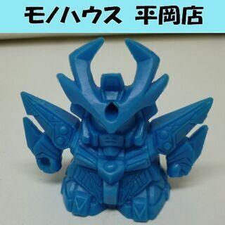 希少 機動戦士ガンダム ガン消し 三代目 大将軍 青 ブルー ☆...