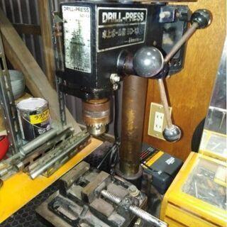 DRILL-PRESS  - 卓上ボール盤 SD-13